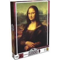 Quebra-cabeça Monalisa 1000 Peças - Grow