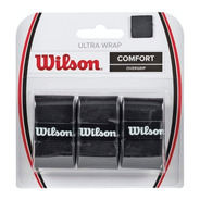 Pack X 3 Wilson Overgrip Ultra Grap Cubregrip Tenis Padel