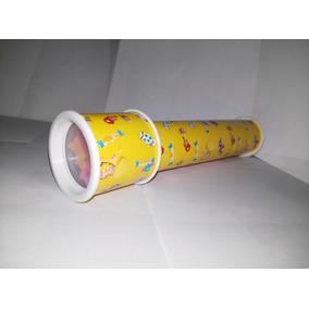Gcg Kaleidoscopio Plastico Juguete Tradicional Retro