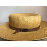 Sombrero Capelina Lagomarsino Original Nuevo Gorro Para Sol