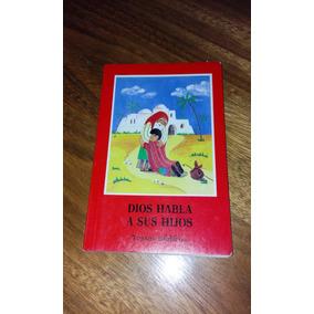 Libro Dios Biblia Infantil Con Ilustraciones A Color Subasta