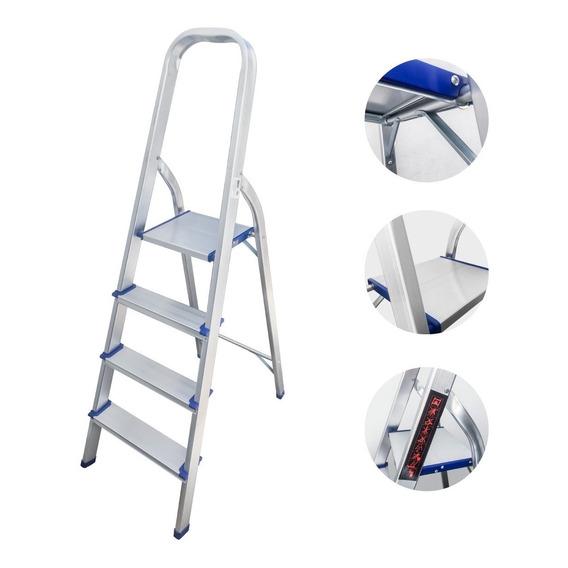 Escalera Aluminio Reforzada  Escalones Envio Gratis