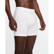 Boxer Calzoncillos Deportivo Hombre Nike Dry-fit Blanco
