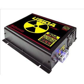 Fonte Usina 90a 12v Bi-volt 127/220v Display Voltamp