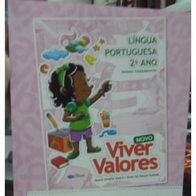Coleção Viver Valores - Língua Portuguesa - 2° Ano