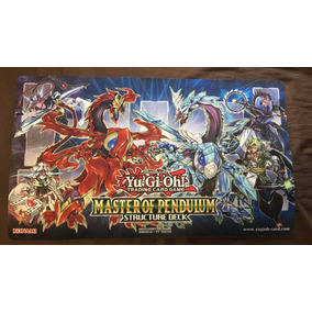 Playmat Oficial Odd Eyes Dragons - Yu-gi-oh!