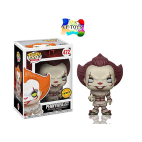 Pennywise Payaso Eso Chase Funko Pop Stephen King It Cf