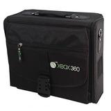 Ubigear Travel Carry Case Bolsa Para Microsoft Ms Xbox 360