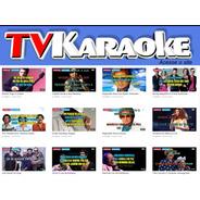 Tv Karaoke - 10.000 Músicas Karaoke Online Via Assinatura