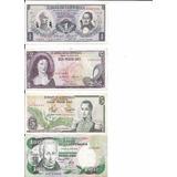 Billetes Antiguos Colombia