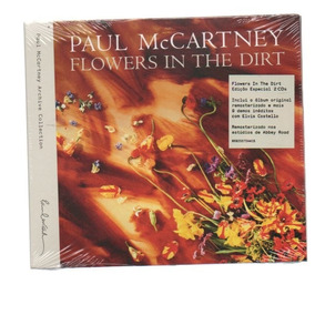 Paul Macartney-flowers In The Dirt (2 Cd