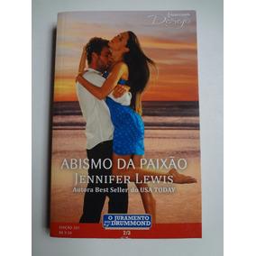 Livro Harlequin Desejo Abismo Da Paixão Ed. 201