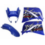 Kit Carenagem Xt660 Azul 2008 Speed China