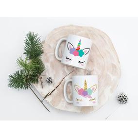 Taza Ceramica 11oz Unicornio, 100% Personalizada 04