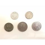 Monedas De Europa Antiguas. Paquete De 5