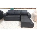 Mueble Tipo L En Bipiel (nuevo)