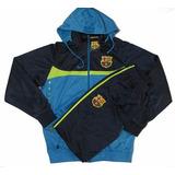 Agasalho Conjunto Do Barcelona Blusa E Calça Futebol Frete