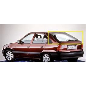 Vidro Vigia Chevrolet Kadett Térmico Com Furo Do Limpador