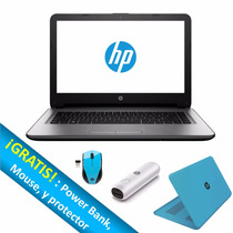 Laptop Hp 14-af196 Amd A8 6g 1t W10 14 +mouse(14-af196lae)