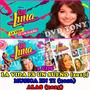 Soy Luna (la Vida Es Un Sueño 2017, Musica En Ti, Alas) 3cds