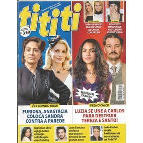 Revista Ti Ti Ti 926/16 - Gretchen/luan Santana/biel/joelma