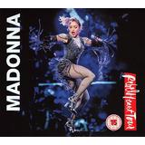 Madonna Rebel Heart Tour Ed. Bluray+cd Europeo Nuevo Stock