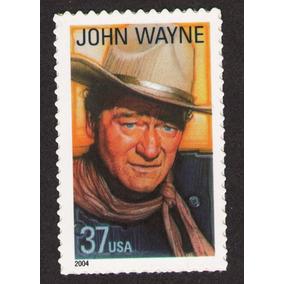12190) Selo Estados Unidos 2004 Cinema John Wayne Novo