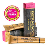 Base Corrector Dermacol Make Up Cover Mas Esponja Silicona