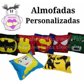 Super Heróis Almofadas