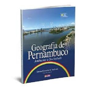 Apostila Geografia De Pernambuco Completo