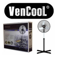 Ventilador De Pedestal Industrial 18 Pulgadas Vencool Vc-327