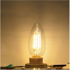Lampada Led E12 Amarela 110v