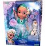 Elsa Se Ilumina.canta Y Habla Frozen- Jugueteria Minijuegos!