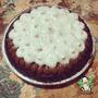 Torta Brownie Vegana C/ Chocolate, Merengue Y Dulce De Coco.