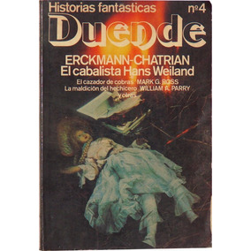Historias Fantásticas Duende -no. 4