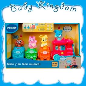 Trencito De Juguete Para Niños Musical Vtech Con Luz Nuevo