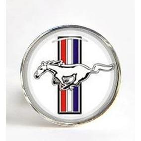 Mancuernillas Mustang Auto De Lujo Gemelos 874