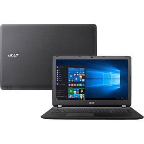 Notebook Acer Aspire Es1-572-3562 I3 4gb 1tb Tela 15.6 Preto