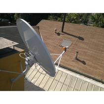 Antena Satelital 90 Cm