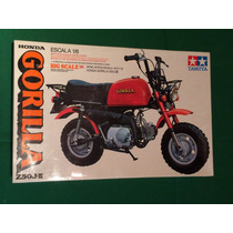 Kit Tamiya Moto Honda Gorilla Z50 J-iii Escala 1/6 Novo