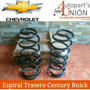 Espiral Trasero Chevrolet Century Buick