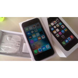 Iphone 5s 16gb Negro Liberado