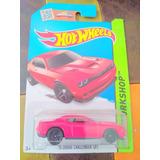 Hotweels 15 Dodge Challenger Srt