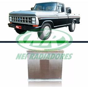 Colmeia Radiador Ford F1000 F4000 3 Carreiras Todas Até 1989