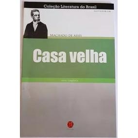 Livro - Casa Velha Machado De Assis # Produto Original