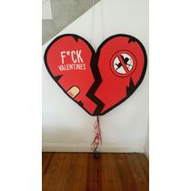 Piñata San Valentin Dia De Los Enamorados Fuck Valentines