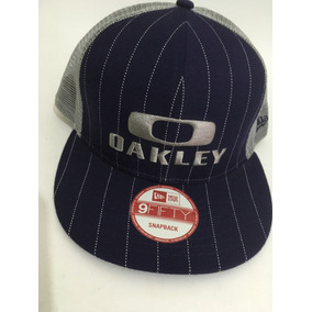 Bone Oakley New Era 9 Fifty Snapback Novo Original