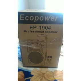 Caixa Se Som Eco Power Ep 1904