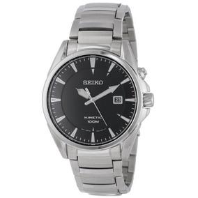 Seiko Kinetic Ska565 Reloj De Los Hombres