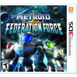 Metroid Prime Federation Force (nuevo Sellado) Nintendo 3ds